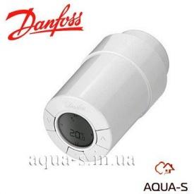 Термостатическая головка Danfoss Living Connect для беспроводных систем отопления (014G0002)