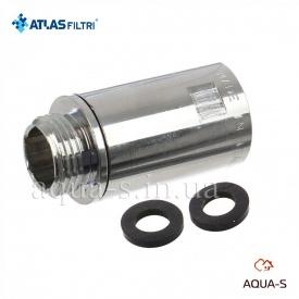 """Фільтр для води магнітний від накипу Atlas Filtri MAG 1 MF 1/2"""" 10 бар RE6115001"""