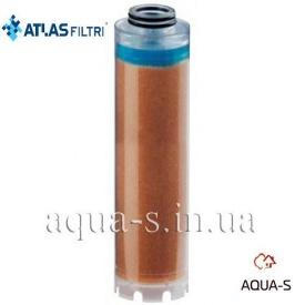 """Картридж из анионной смолы Atlas QA 10"""" AF SX TS для удаления нитратов 45°С"""