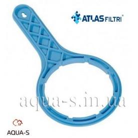 Ключ для колбы фильтра Atlas Filtri пластиковый SPANNER X DP