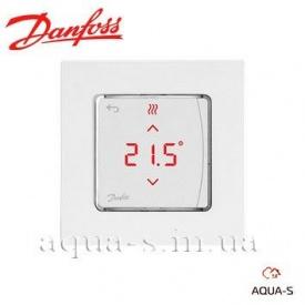 Комнатный терморегулятор с дисплеем Danfoss Icon Display 088U1010 встроенный