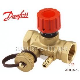 Клапан балансировочный запорный Danfoss USV-I DN 40 003Z2135