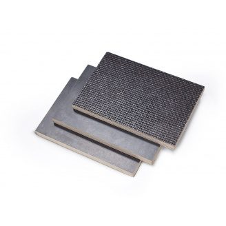 Фанера ФСФ ламинированная сетка/гладкая 2500х1250х15 мм