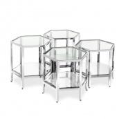 Журнальний столик у стилі LOFT (Table - 497)