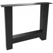 Опора для столу в стилі LOFT (Furniture-04)