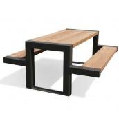 Садовий стіл в стилі LOFT (Garden Table - 08)
