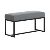 Банкетка-пуф для передпокою в стилі LOFT (Sofa-04)