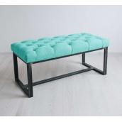 Банкетка-пуф для передпокою в стилі LOFT (Sofa-90)