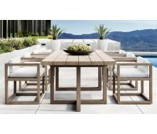 Набір садових меблів у стилі LOFT (NS-970001451)