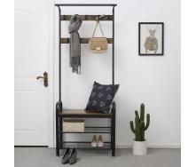 Стійка для одягу в стилі LOFT (Hanger - 16)