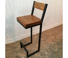 Барний стілець в стилі LOFT (Bar Stool - 18)