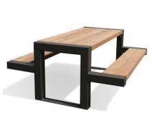 Садовый стол в стиле LOFT (Garden Table - 08)