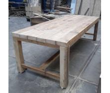 Садовый стол в стиле LOFT (Garden Table-03)