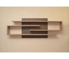 Навісна полиця в стилі LOFT (Wall Shelf-03)