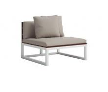 Модульне середнє крісло в стилі LOFT (Armchair-22)