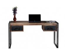 Письмовий стіл в стилі LOFT (Office Table-012)