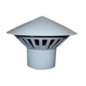 Грибок вентиляционный для канализации 110 мм
