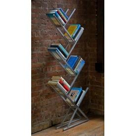 Стойка для книг в стиле LOFT (Rack - 033)