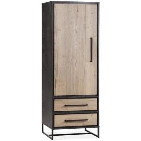 Шкаф для хранения в стиле LOFT (Rack-297)