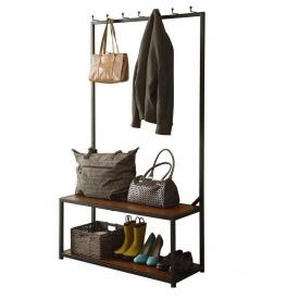 Стійка-вішак для одягу в стилі LOFT (Hanger - 57)