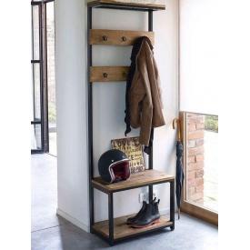 Стійка-вішалка для одягу в стилі LOFT (Hanger - 72)