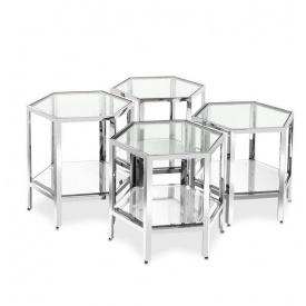 Журнальный столик в стиле LOFT (Table - 497)