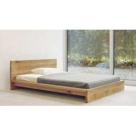 Ліжко в стилі LOFT (Bed-070)