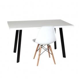 Обеденный стол в стиле LOFT (Table - 290)