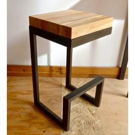 Барний стілець в стилі LOFT (Bar Stool - 44)