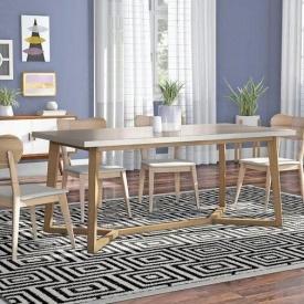 Обеденный стол в стиле LOFT (Table-092)