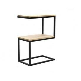 Приставной столик в стиле LOFT (Table-937)
