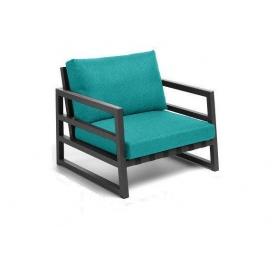 Лаунж кресло в стиле LOFT (Armchair-59)