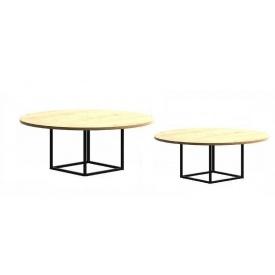Журнальный столик в стиле LOFT (Table-438)
