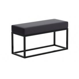 Банкетка-пуф для передпокою в стилі LOFT (Sofa-06)