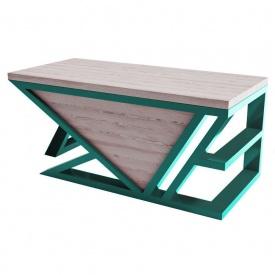 Барний стіл в стилі LOFT (Bar Table-46)