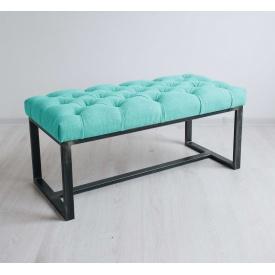 Банкетка-пуф для прихожей в стиле LOFT (Sofa-90)