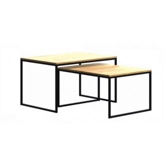Журнальний столик у стилі LOFT (Table - 565)