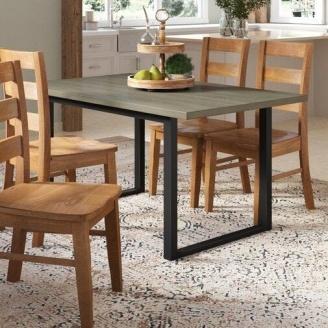 Обеденный стол в стиле LOFT (Table - 299)