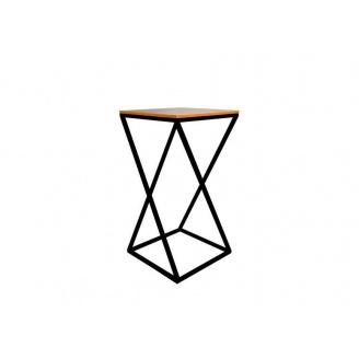 Барний стілець в стилі LOFT (Bar Stool - 24)