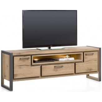 Тумба-підставка для TV в стилі LOFT (Stand-091)
