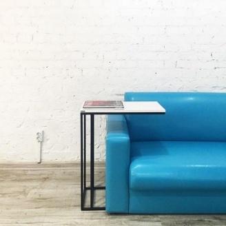 Приставний столик у стилі LOFT (Table - 908)