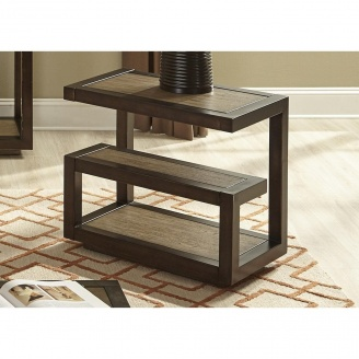 Приставний столик у стилі LOFT (Table - 954)