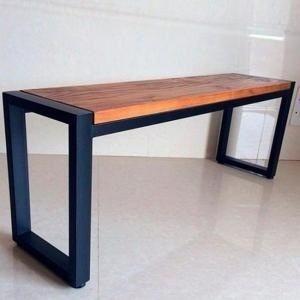Обеденная скамейка в стиле LOFT (Bench - 39)