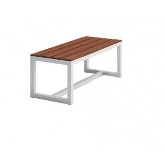 Обеденная скамейка в стиле LOFT 2800х450х450 (Bench - 08)
