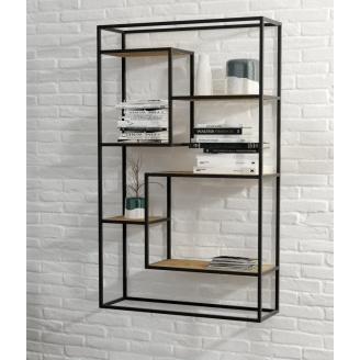 Навісна полиця в стилі LOFT (Wall Shelf-29)