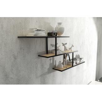 Навісна полиця в стилі LOFT (Wall Shelf-31)