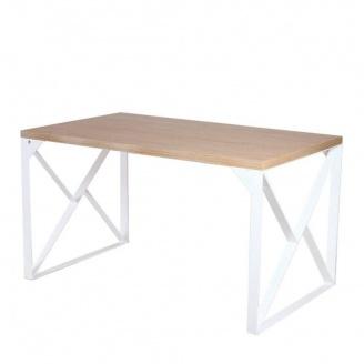 Письмовий стіл в стилі LOFT (Office Table-059)