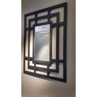 Настінне дзеркало в стилі LOFT (Mirror-03)