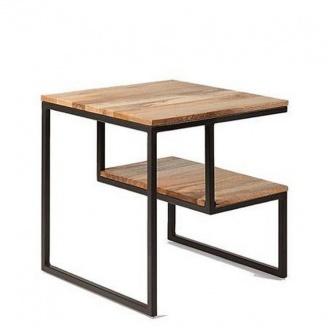 Прикроватный столик в стиле LOFT (Table - 341)