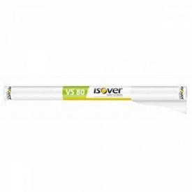 Пароізоляційна мембрана 80 щільність прозора ISOVER VS-80 1,5x50 м